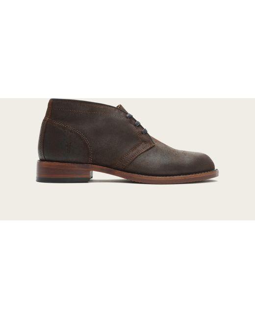 Frye | Brown Walter Chukka for Men | Lyst