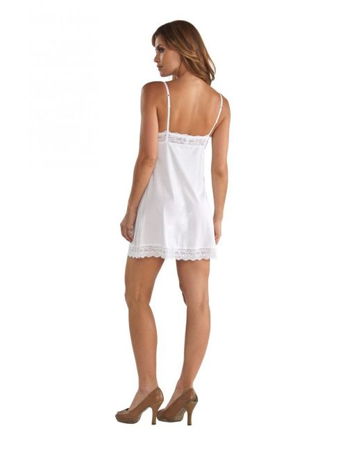 Cosabella | White Ever Babydoll | Lyst