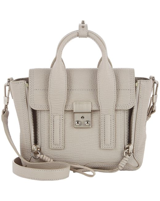 3.1 Phillip Lim | White Pashli Mini-satchel | Lyst