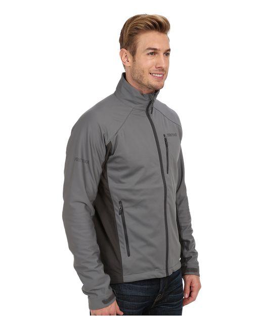 Marmot | Gray Leadville Jacket for Men | Lyst