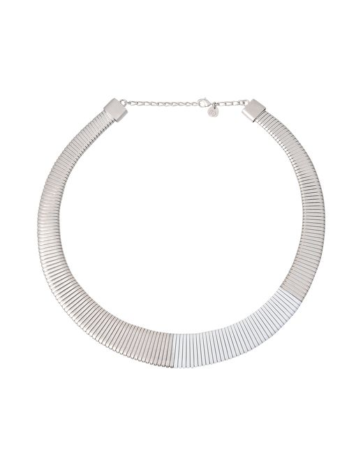 MM6 by Maison Martin Margiela | White Links Necklace | Lyst