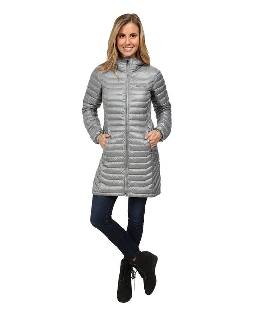 Marmot   Gray Sonya Jacket   Lyst