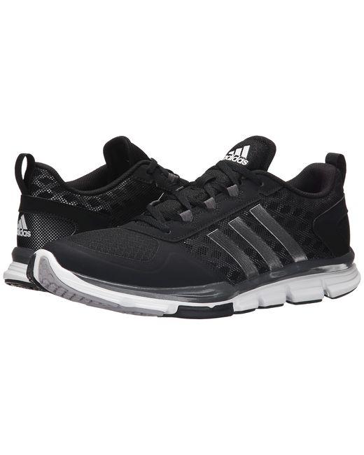 Adidas Originals | Originals Black And White Los Angeles Sneakers | Lyst