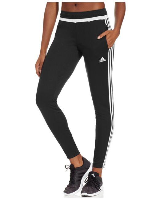 Adidas Originals | Black Tiro 15 Climacool Training Pants | Lyst