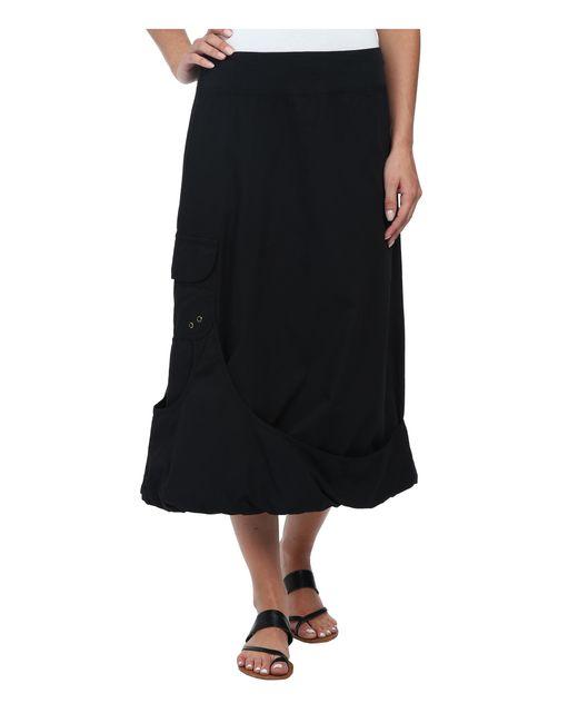 XCVI   Black Louise Skirt   Lyst