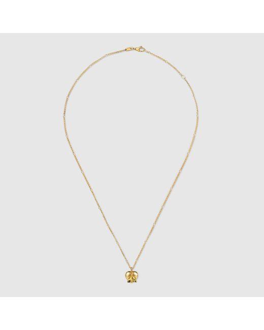 Gucci   Metallic Le Marchã© Des Merveilles Necklace   Lyst