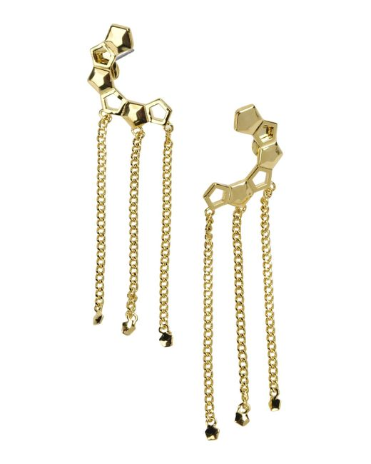 Eddie Borgo | Metallic Earrings | Lyst
