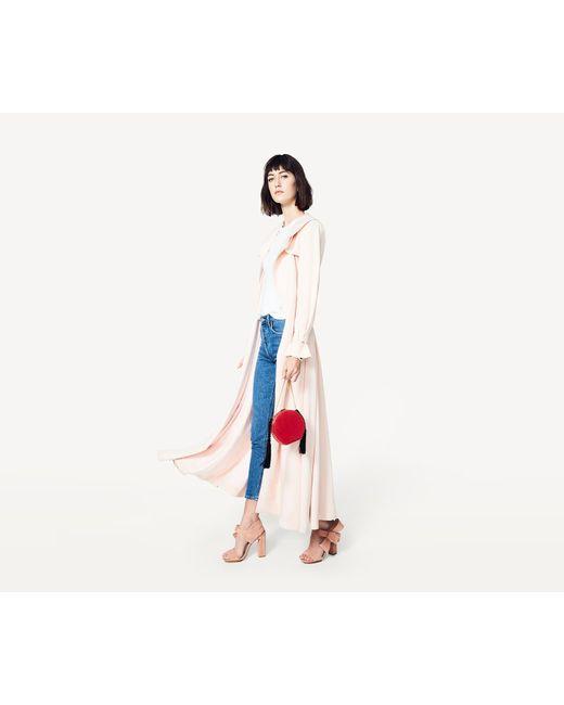 Fame & Partners | Pink The Tamu Coat | Lyst