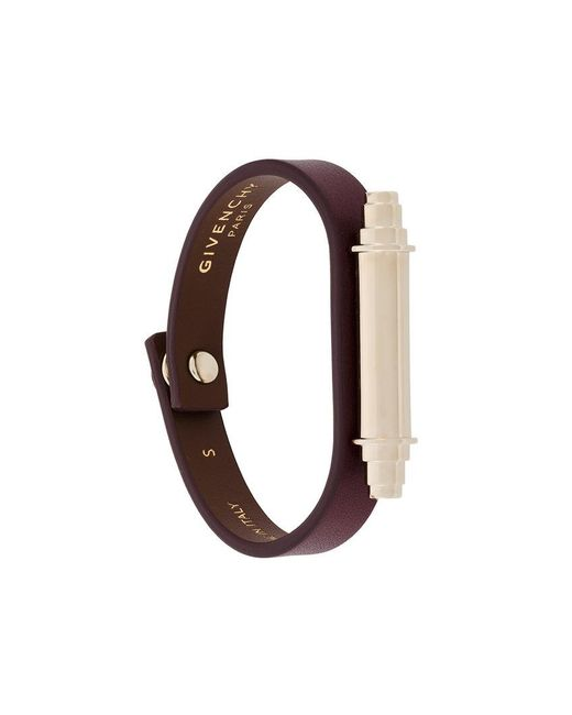 Givenchy - Red Obsedia Bracelet - Lyst
