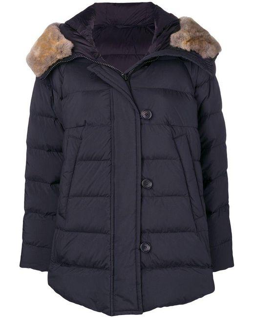 Peuterey - Black Padded Loose Jacket - Lyst