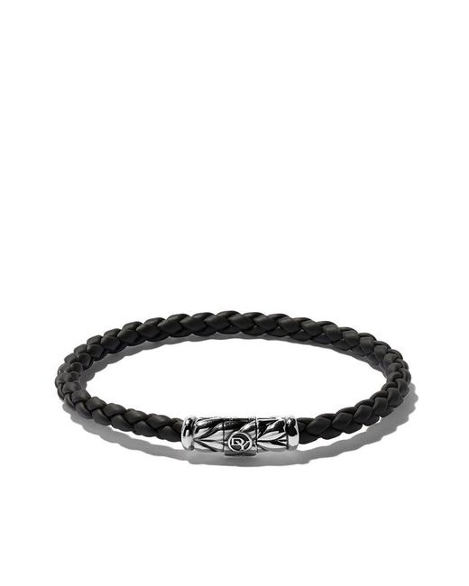 David Yurman - Multicolor Chevron Weave Bracelet for Men - Lyst