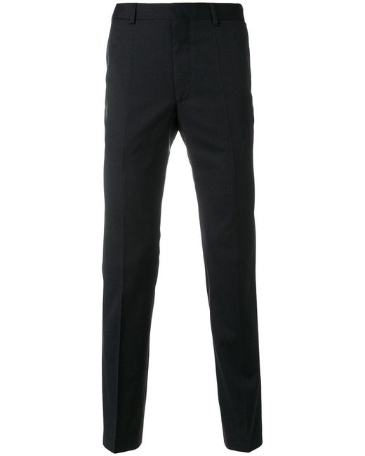 A Kind Of Guise - Blue Slim-fit Tailored Trousers for Men - Lyst