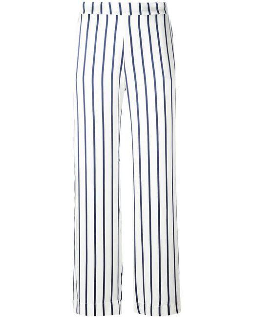 Asceno - White Modern Pyjama Trousers - Lyst