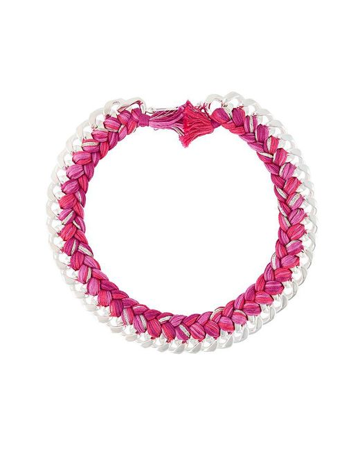 Aurelie Bidermann - Pink 'do Brasil' Necklace - Lyst