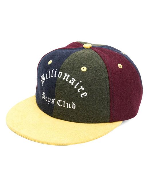 Billionaire Boys Club - Ice Cream - Multicolor Embroidered Logo Cap for Men - Lyst
