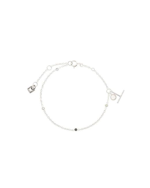 Maya Magal - Metallic T-bar Charm Bracelet - Lyst