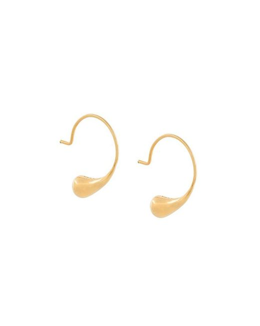Wouters & Hendrix - Metallic 'in Mood For Love' Teardrop Earrings - Lyst