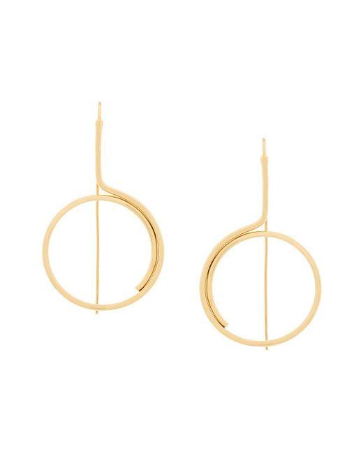 Wouters & Hendrix - Metallic Technofossils Earrings - Lyst