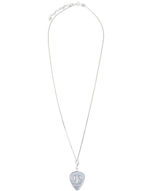 True Rocks - Metallic 'plectrum' Necklace for Men - Lyst