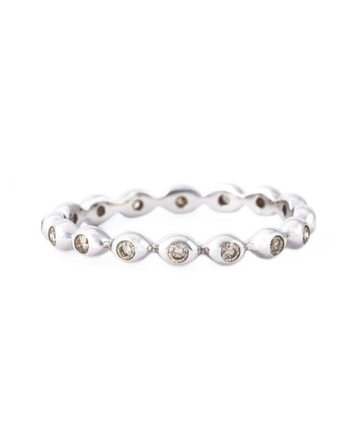 Astley Clarke | Metallic 'halo Drop' Diamond Ring | Lyst