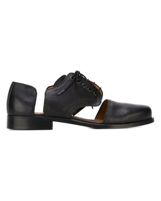 Minimarket | Black Cut-out Shoes for Men | Lyst