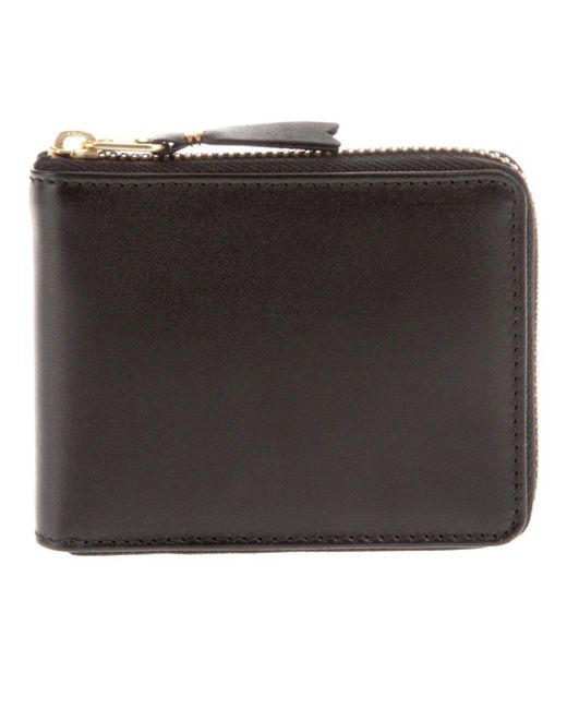 Comme des Garçons | Black Leather Coin Purse for Men | Lyst