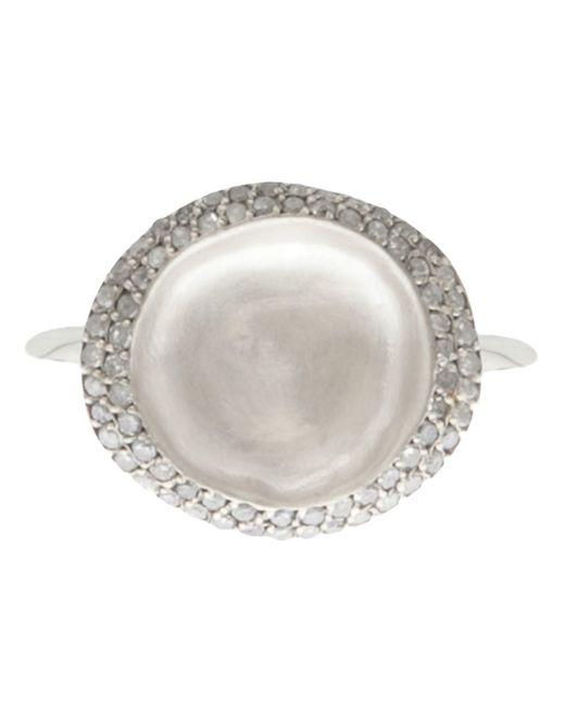 Rosa Maria | Metallic 'baskar' Ring | Lyst