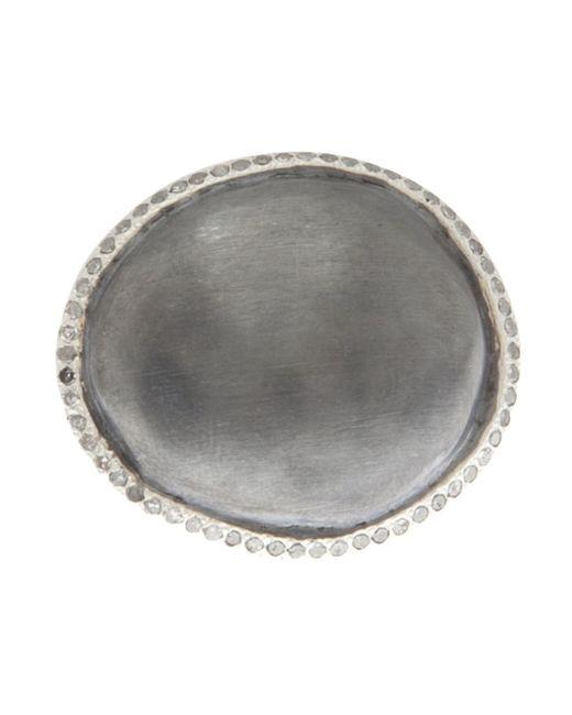 Rosa Maria | Metallic 'ophelia' Ring | Lyst