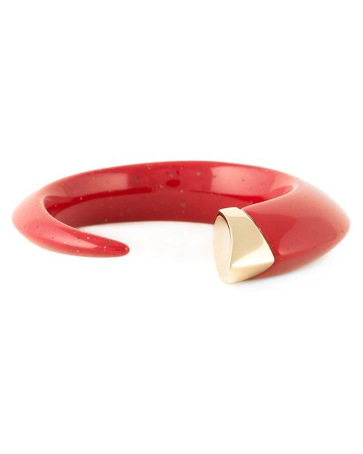 Shaun Leane | Red 'tusk' Bangle | Lyst