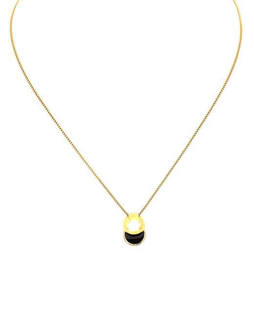 Lara Bohinc | Metallic 'collision' Necklace | Lyst