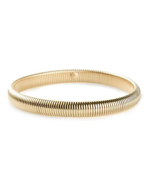 Janis Savitt | Metallic Narrow 'cobra' Bracelet | Lyst