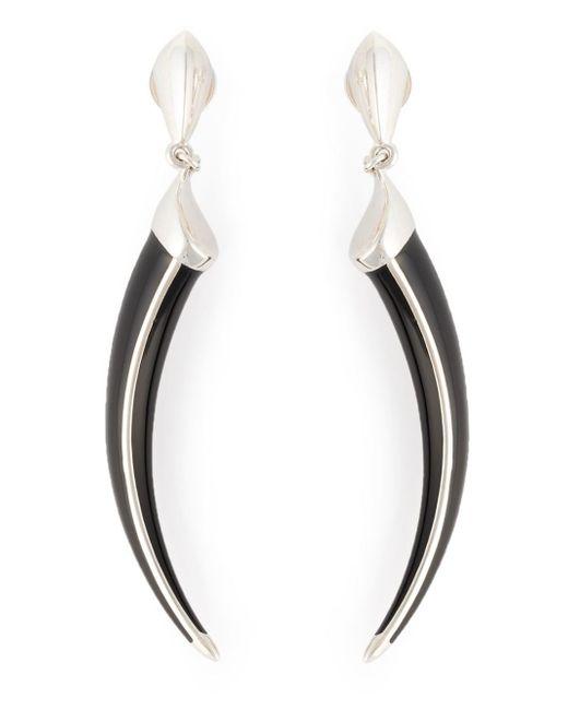 Shaun Leane | Black 'knife Edge' Earrings | Lyst