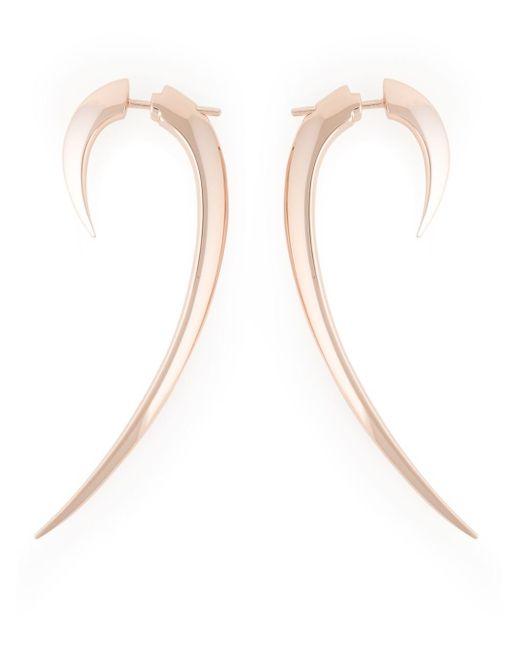 Shaun Leane | Metallic 'signature Tusk' Long Earrings | Lyst