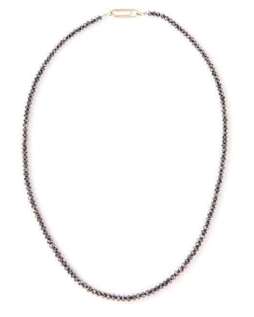 Uzerai Edits | Black Diamond Princess Necklace | Lyst