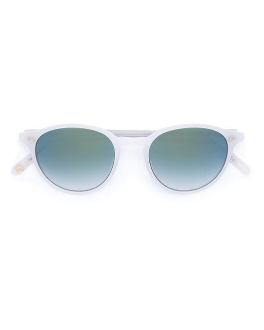 Garrett Leight | White 'pacific' Sunglasses for Men | Lyst