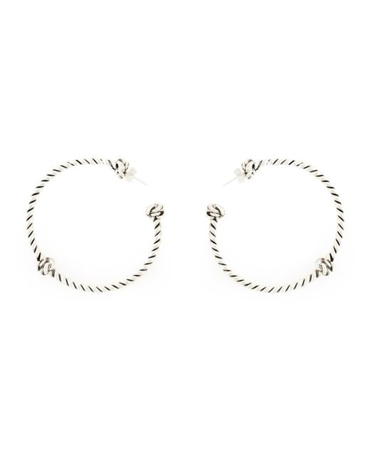 Aurelie Bidermann | Metallic 'palazzo' Earrings | Lyst