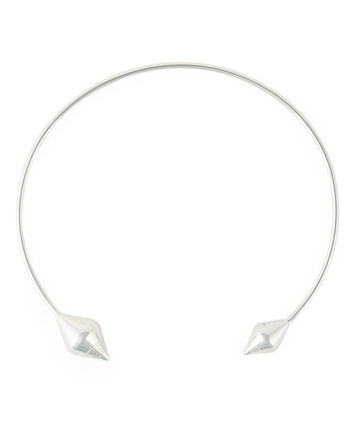 Lara Bohinc | Metallic 'eye' Choker Necklace | Lyst