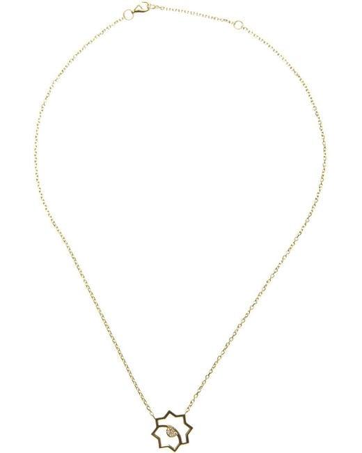 Leivan Kash | Metallic 'donya' Necklace | Lyst