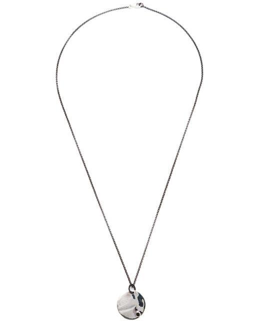 Rosa Maria | Metallic 'venuci' Diamond Necklace | Lyst