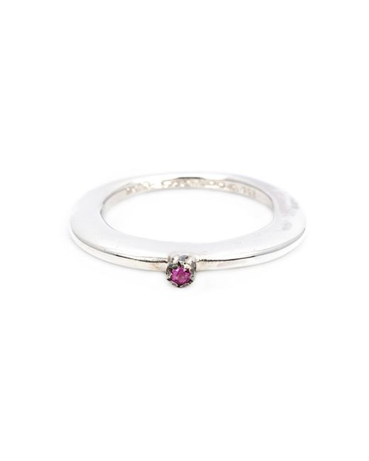 Rosa Maria | Metallic 'joo' Ring | Lyst