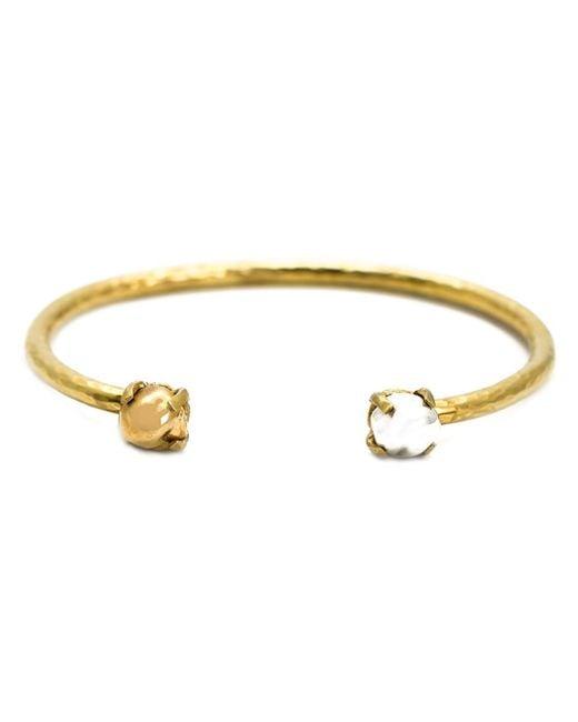 Henson | Metallic Claw Cuff Bracelet | Lyst