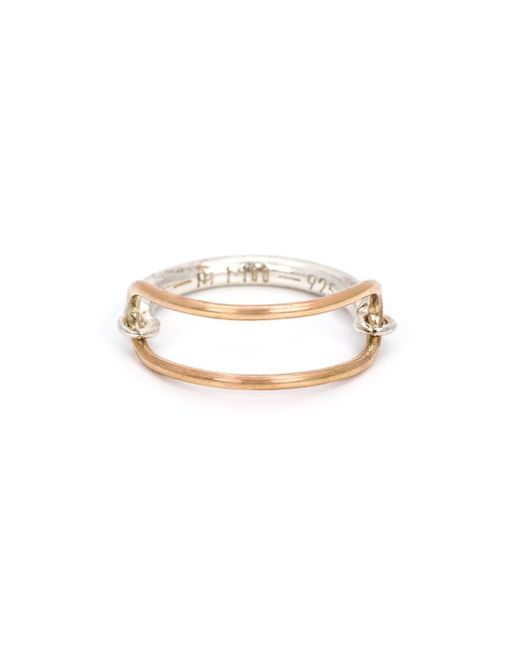 1-100 | Metallic Hinge Ring | Lyst