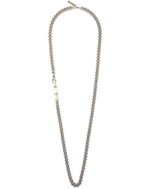 Givenchy | Metallic 'obsedia' Necklace | Lyst