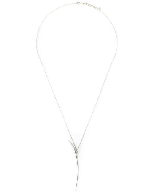 Shaun Leane | Metallic Long 'quill' Necklace | Lyst