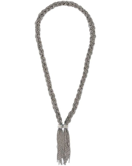 Aurelie Bidermann | Metallic 'miki Dora' Long Necklace | Lyst
