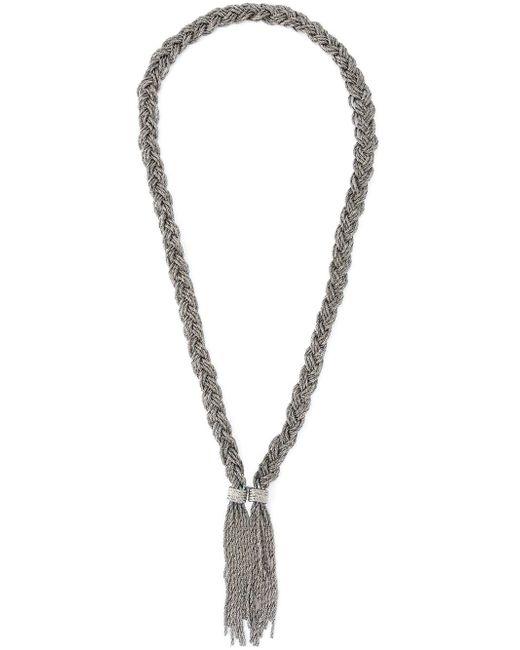 Aurelie Bidermann | Metallic 'miki Dora' Long Necklace | Lyst