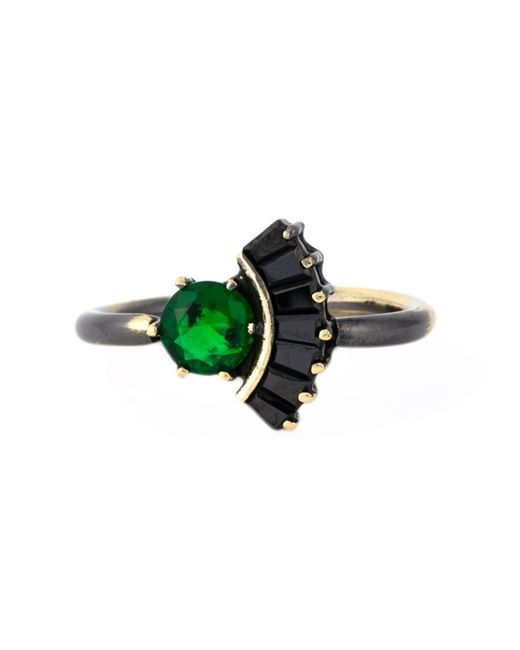 Iosselliani | Metallic 'all That Jewels' Ring | Lyst