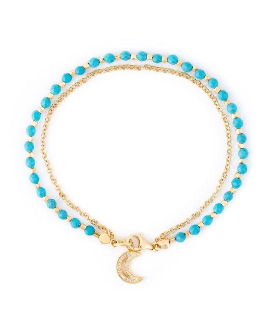 Astley Clarke | Blue 'moon Biography' Bracelet | Lyst