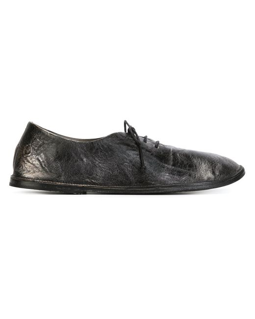 Marsèll | Black Lace-up Shoes | Lyst