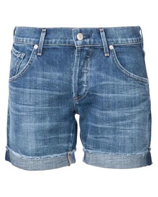 Citizens of Humanity   Multicolor Gibson Denim Shorts   Lyst